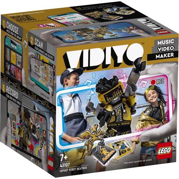 Image of HipHop Robot BeatBox - 43107 - LEGO Vidiyo (43107)