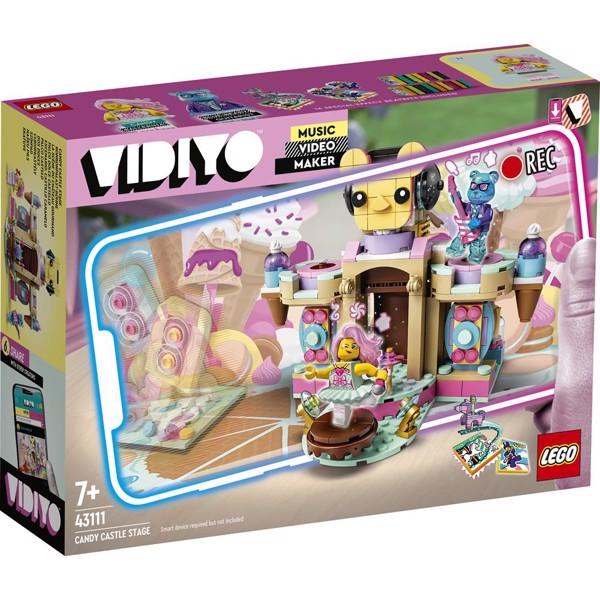 Image of Candy Castle Stage - 43111 - LEGO VIDIYO (43111)