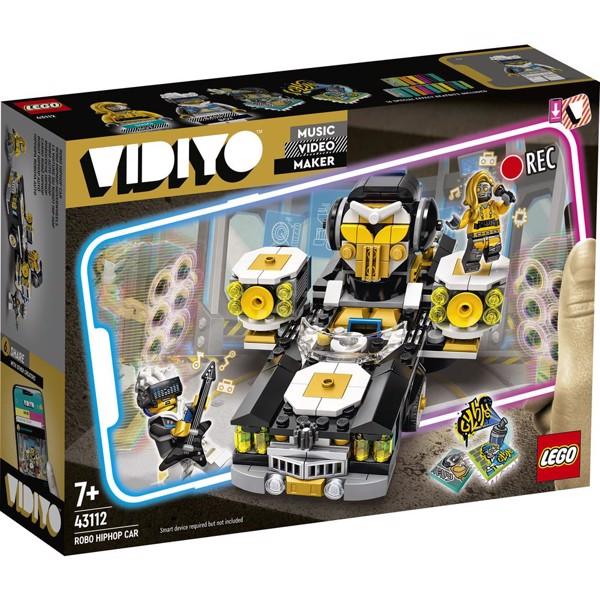 Image of Robo HipHop Car - 43112 - LEGO VIDIYO (43112)