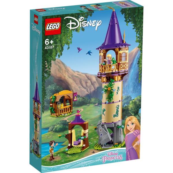 Image of Rapunzels tårn - 43187 - LEGO Disney (43187)