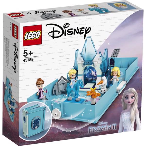 Image of Elsa og Nokkens bog-eventyr - 43189 - LEGO Disney (43189)