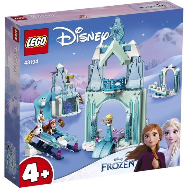 Image of Anna and Elsa's Frozen Wonderland - 43194 - LEGO Disney Frozen (43194)