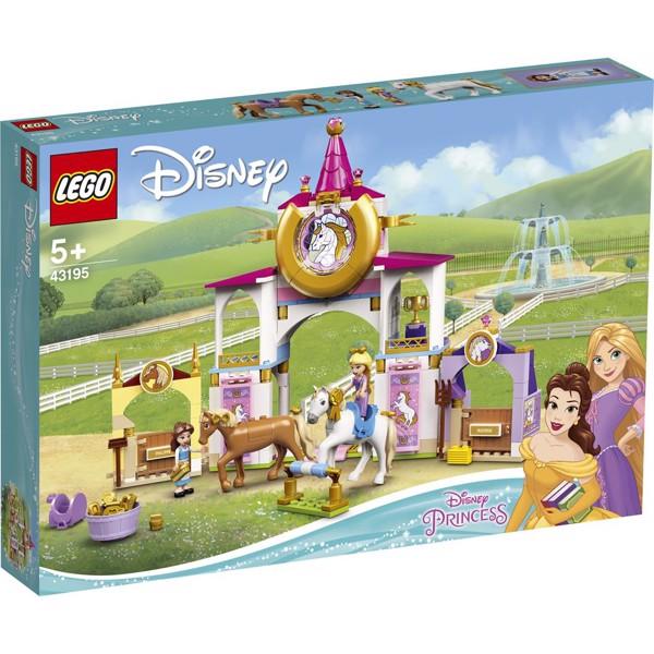 Image of Belle og Rapunzels kongelige stalde - 43195 - LEGO Disney Princess (43195)