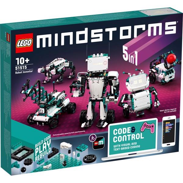 Image of Robot Inventor - 51515 - LEGO Mindstorms (51515)