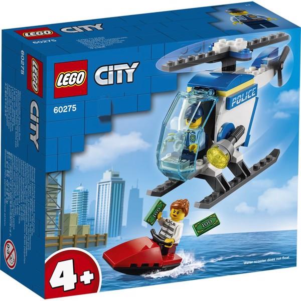 Image of Politihelikopter - 60275 - LEGO City (60275)