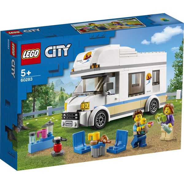 Image of Ferie-autocamper - 60283 - LEGO City (60283)