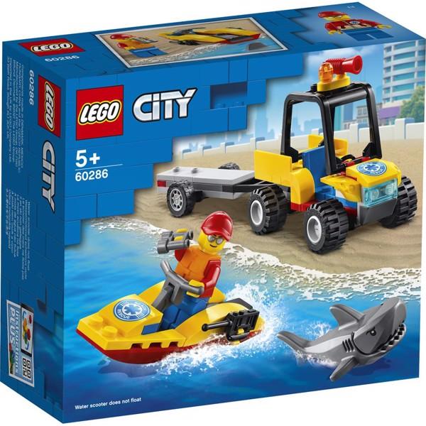 Image of Strandrednings-ATV - 60286 - LEGO City (60286)