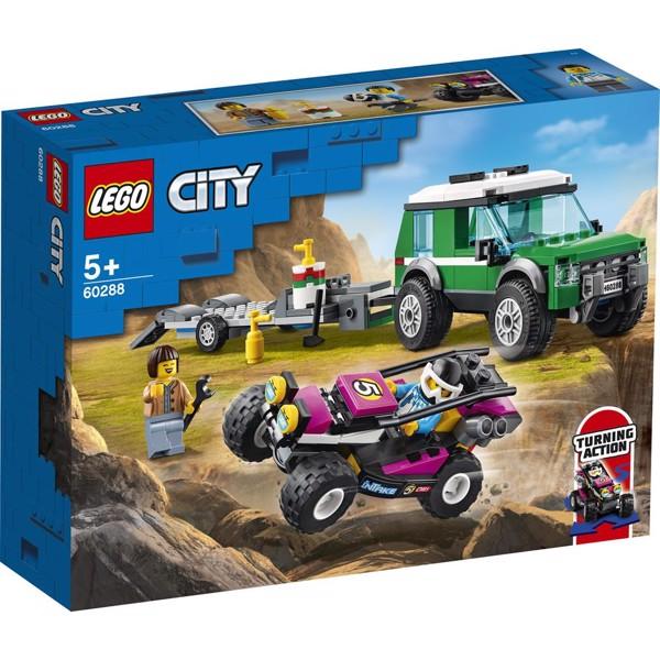 Image of Racerbuggy-transporter - 60288 - LEGO City (60288)