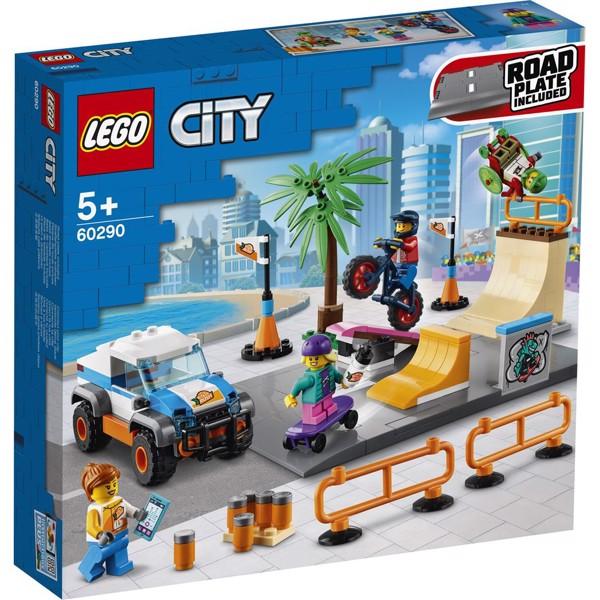 Image of Skatepark - 60290 - LEGO City (60290)