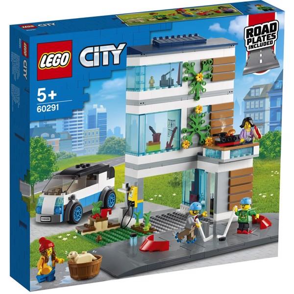 Image of Familiehus - 60291 - LEGO City (60291)