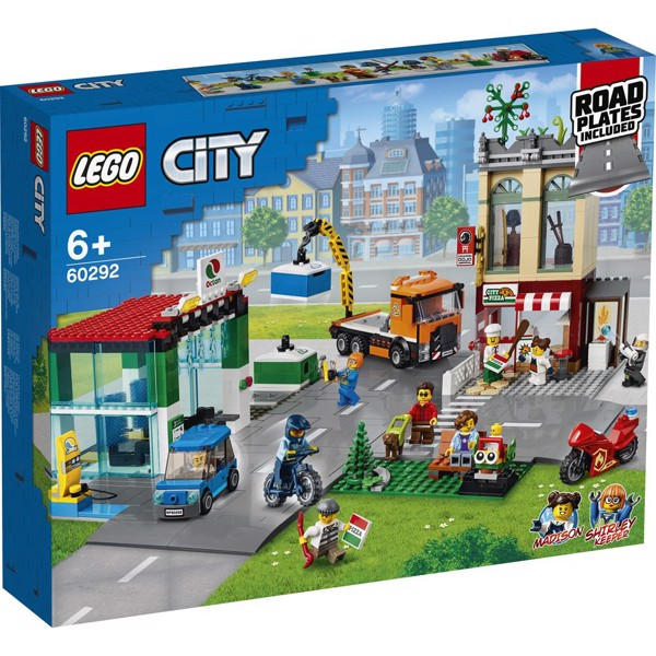 Image of Bymidte - 60292 - LEGO City (60292)