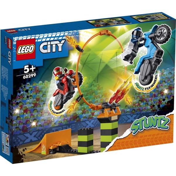 Image of Stuntkonkurrence - 60299 - LEGO City (60299)