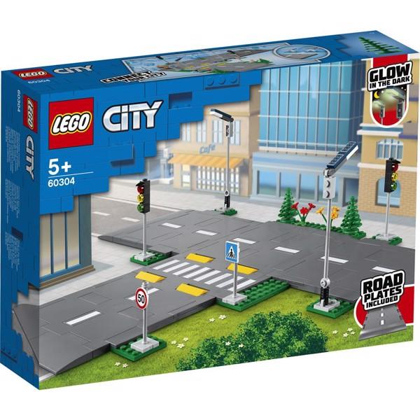 Image of Vejplader - 60304 - LEGO City (60304)