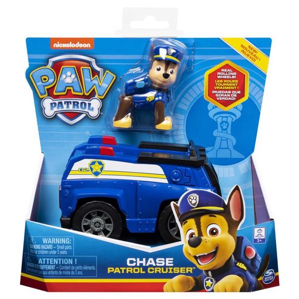 Image of Basic vehicle Chase - Paw Patrol (MAK-6054118)