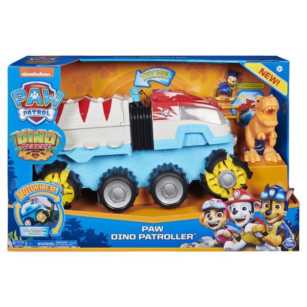 Image of Dino Patroller Team Vehicle - Paw Patrol (MAK-6058905)