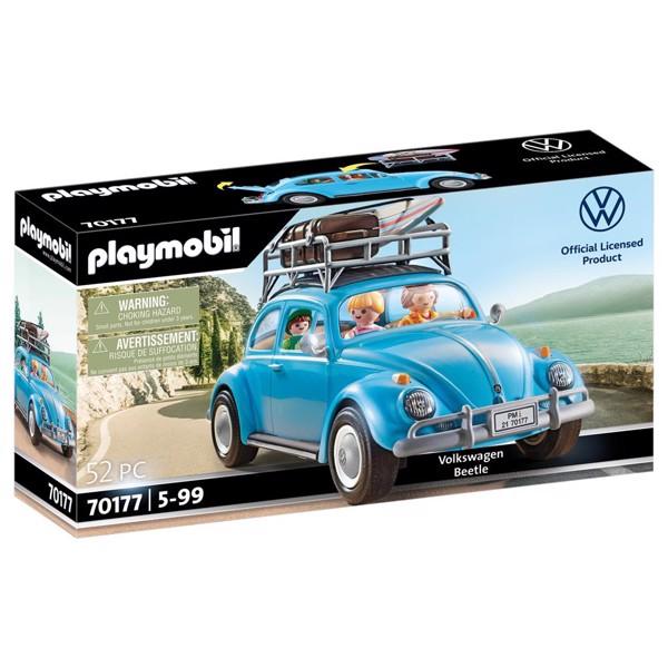 Image of Volkswagen Beetle - PL70177 - PLAYMOBIL Biler (PL70177)