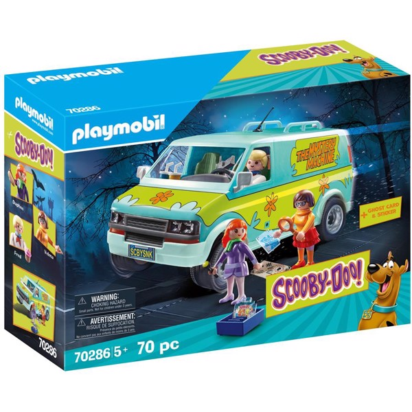 Image of Mystery Machine - PL70286 - PLAYMOBIL Scooby Doo (PL70286)