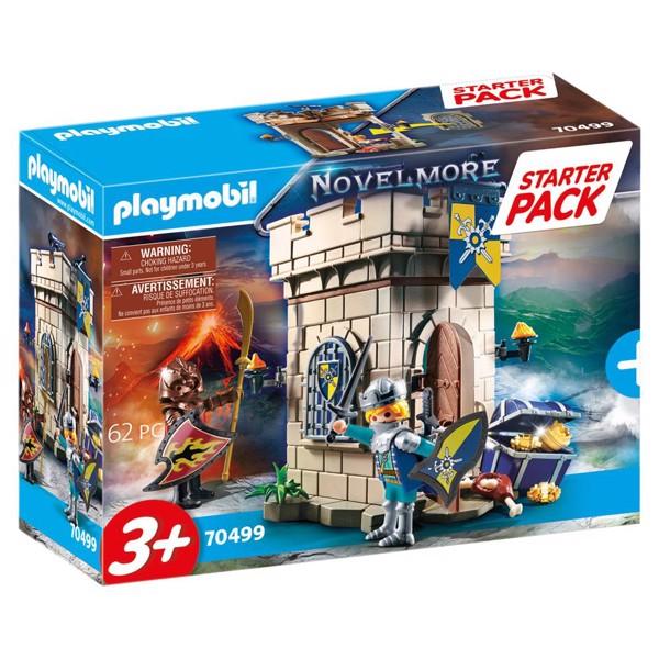 Image of Startpakke Novelmore - PL70499 - PLAYMOBIL Knights (PL70499)
