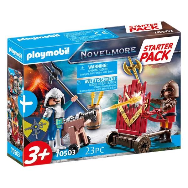 Image of Startpakke Novelmore Ekstraudstyr - PL70503 - PLAYMOBIL Knights (PL70503)