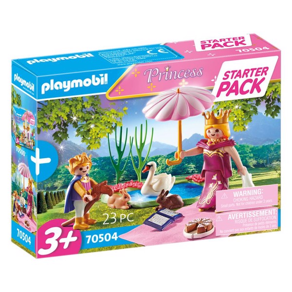Image of Startpakke Prinsesse Ekstraudstyr - PL70504 - PLAYMOBIL Princess (PL70504)