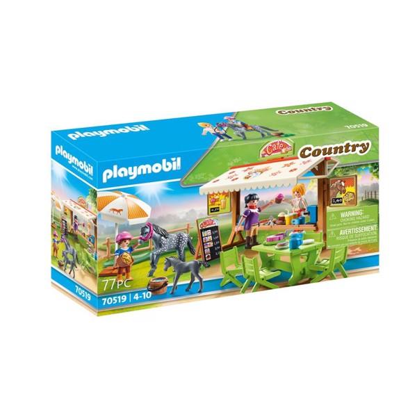 Image of Pony Café - PL70519 - PLAYMOBIL Country (PL70519)