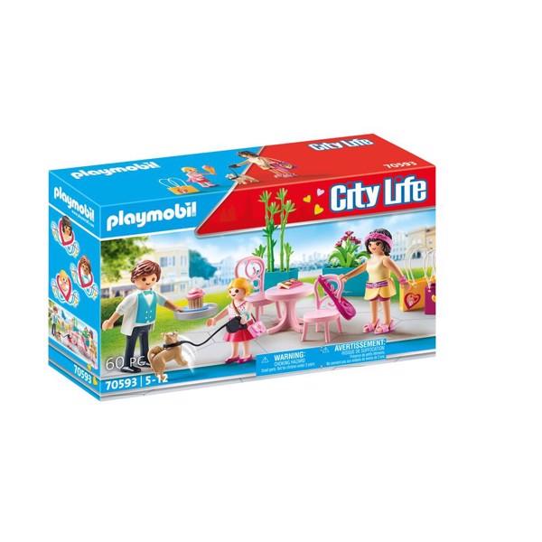 Image of Kaffepause - PL70593 - PLAYMOBIL City Life (PL70593)