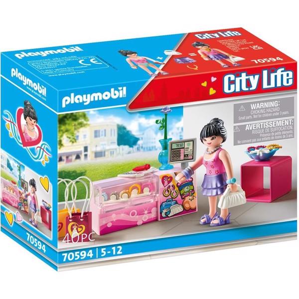 Image of Modetilbehør - PL70594 - PLAYMOBIL City Life (PL70594)