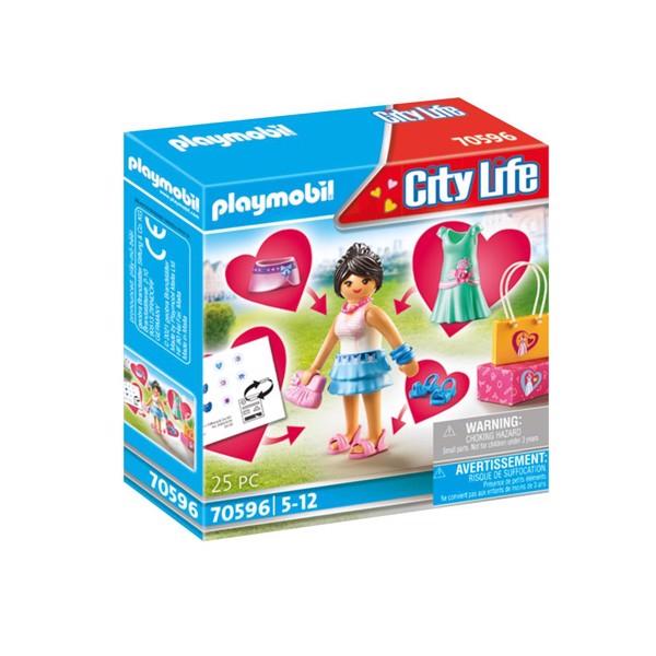 Image of Mode pige - PL70596 - PLAYMOBIL City Life (PL70596)