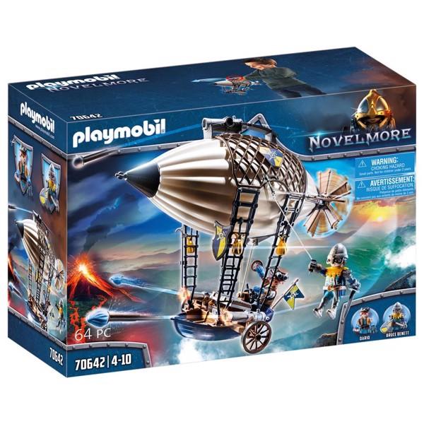 Image of Novelmore Darios luftskib - PL70642 - PLAYMOBIL Knights (PL70642)
