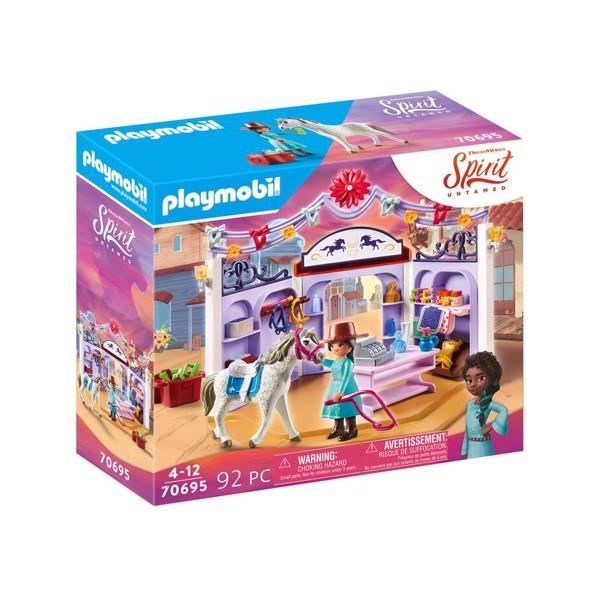 Image of Miradero Tack Shop - PL70695 - PLAYMOBIL Spirit (PL70695)