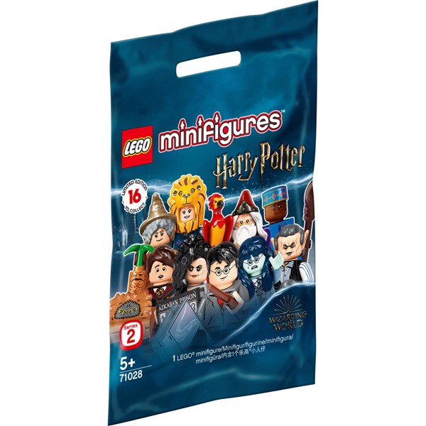 Image of Harry Potter - series 2 - 71028 - LEGO Minifigures (71028)