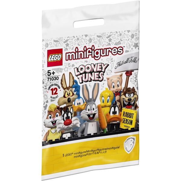 Image of Looney Tunes - 71030 - LEGO Minifigures (71030)
