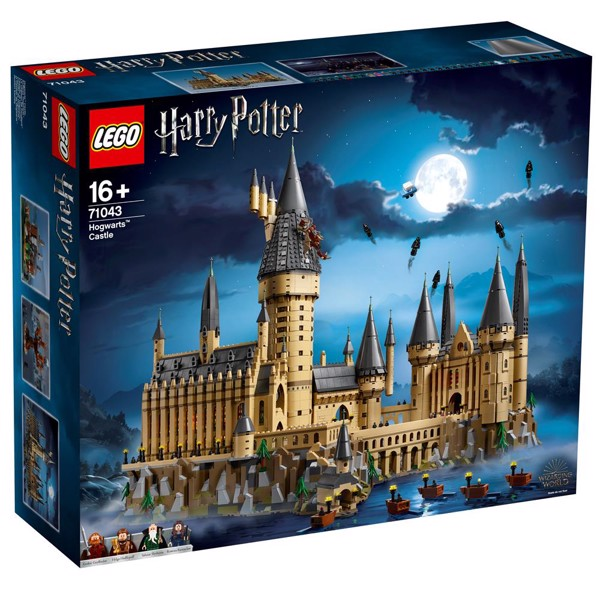 Image of Hogwarts-slottet - 71043 - LEGO Harry Potter (71043)