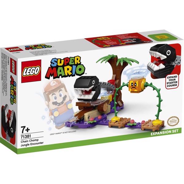 Image of Kædegnasker-junglekamp - udvidelsessæt - 71381 - LEGO Super Mario (71381)