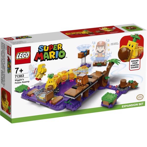 Image of Wigglers giftsump - udvidelsessæt - 71383 - LEGO Super Mario (71383)