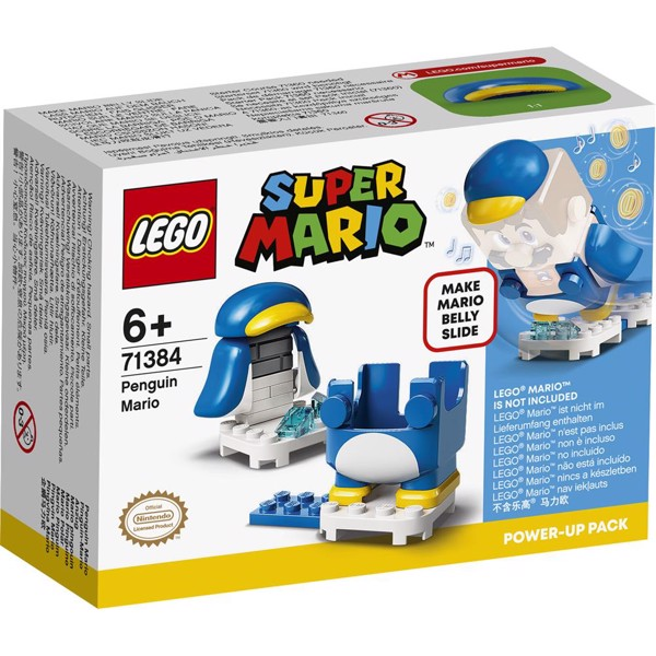 Image of Pingvin-Mario powerpakke - 71384 - LEGO Super Mario (71384)