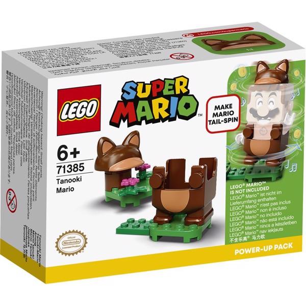 Image of Tanooki-Mario powerpakke - 71385 - LEGO Super Mario (71385)