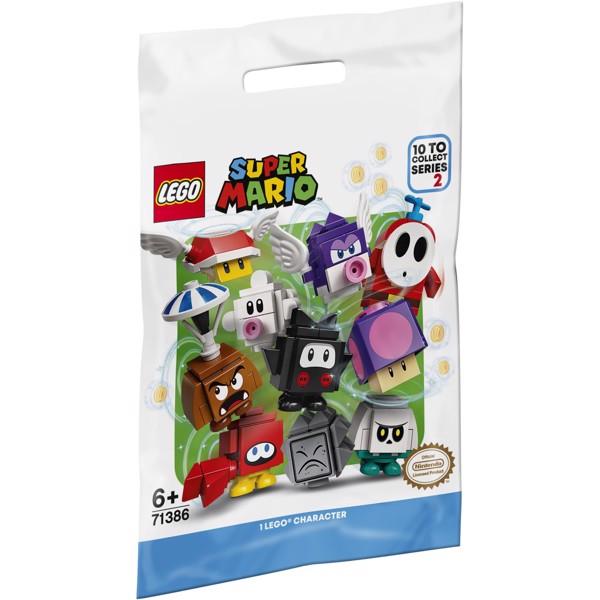 Image of Figurpakker - serie 2 - 71386 - LEGO Super Mario (71386)