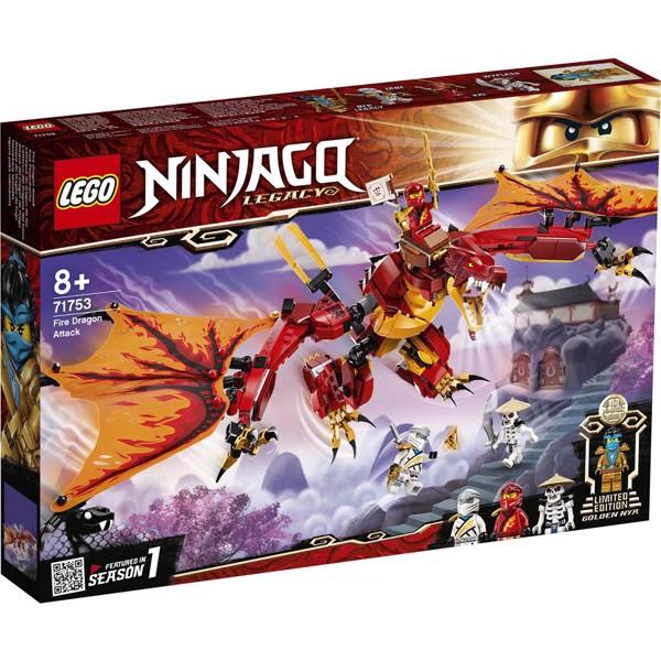 Image of Ilddrageangreb - 71753 - LEGO NINJAGO (71753)