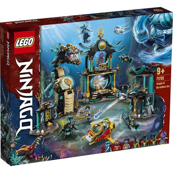Image of Det Uendelige Havs tempel - 71755 - LEGO NINJAGO (71755)