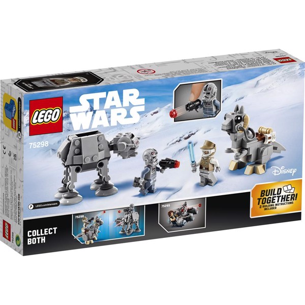 Image of AT-AT mod tauntaun Microfighters - 75298 - LEGO Star Wars (75298)