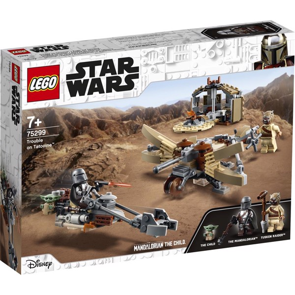 Image of Ballade på Tatooine™ - 75299 - LEGO Star Wars (75299)