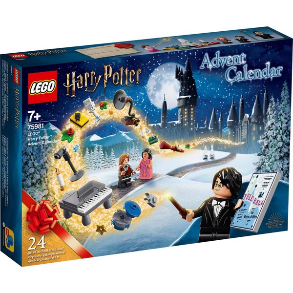 Image of 2020 julekalender - 75981 - LEGO Harry Potter (75981)