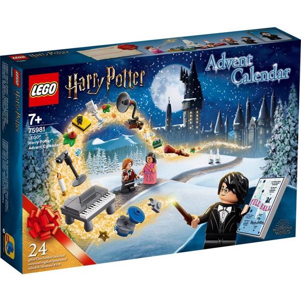 Image of 2020 Julekalender - 75981 - LEGO Harry Potter (75981)