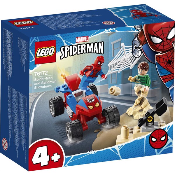 Image of Spider-Man and Sandman Showdown - 76172 - LEGO Super Heroes (76172)