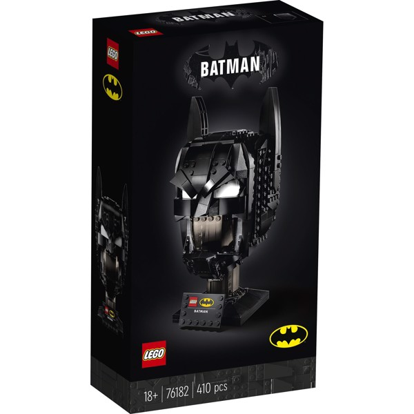Image of Batman Helmet - 76182 - LEGO Super Heroes (76182)