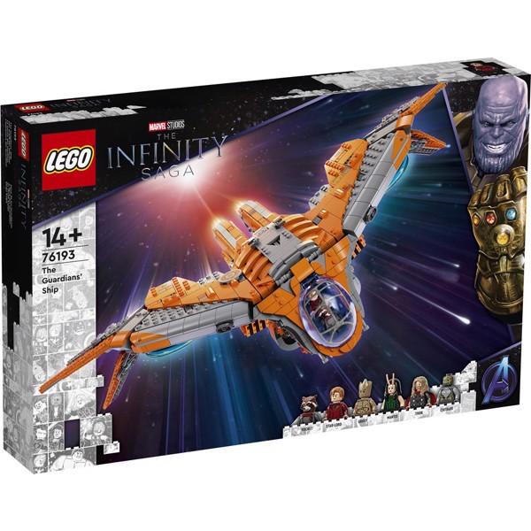 Image of Guardians-rumskibet - 76193 - LEGO Super Heroes (76193)