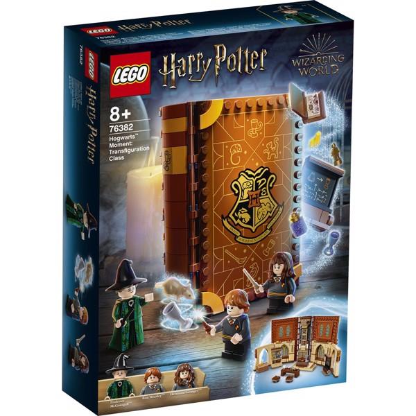 Image of Hogwarts-scene: Forvandlingslektion - 76382 - LEGO Harry Potter (76382)