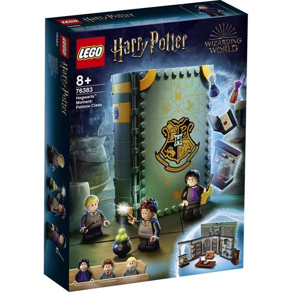 Image of Hogwarts-scene: Eliksirlektion - 76383 - LEGO Harry Potter (76383)