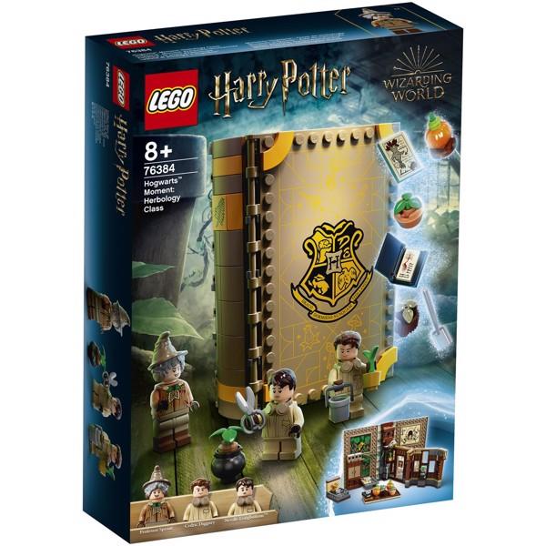 Image of Hogwarts-scene: Botaniklektion - 76384 - LEGO Harry Potter (76384)